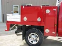 Fire and Brush Body Truck Bodies - GB 24A