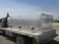 Specialized Aluminum Truck Beds - STB 123