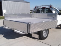 Specialized Aluminum Truck Beds - STB 158B