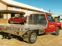 Popular Models Aluminum Truck Beds - PTB 27