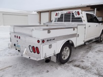 Contractor Component Truck Bodies -  CP 100