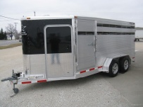 Showmaster Low Profile Small Livestock Trailers - BPLPSM 30
