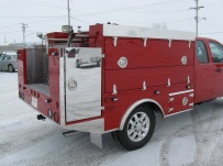 Fire and Brush Body Truck Bodies - GB 58