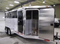 Showmaster Low Profile Small Livestock Trailers - BPLPSM 42B