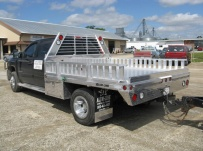 Specialized Aluminum Truck Beds - STB 96