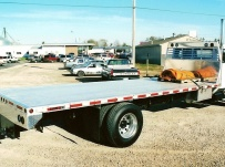 Specialized Aluminum Truck Beds - STB 23A