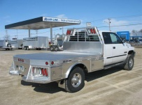 Popular Models Aluminum Truck Beds - PTB 199