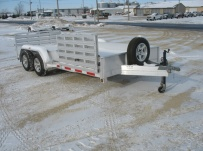Open Utility Heavy Duty Utility Trailers - BPU 31A