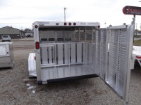 Showmaster Full Height Small Livestock Trailers - BPSM 15
