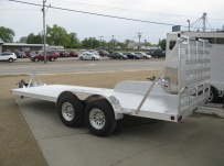 Open Utility Heavy Duty Utility Trailers - BPU 39B