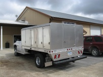 Specialized Aluminum Truck Beds - STB 142A