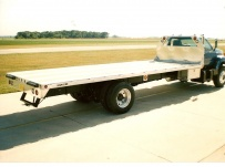 Popular Models Aluminum Truck Beds - PTB 1
