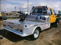 Popular Models Aluminum Truck Beds - PTB 21B