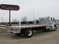 Specialized Aluminum Truck Beds - STB 159A