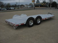 Bumper Pull Open Automotive Aluminum Trailers - BPOC 20A