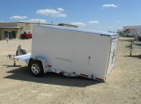 Dual Line Enclosed Cargo Trailers - DLENC 3B