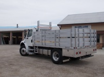 Specialized Aluminum Truck Beds - STB 206