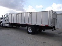 Specialized Aluminum Truck Beds - STB 155