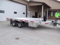 Open Utility Heavy Duty Utility Trailers - BPUC 31