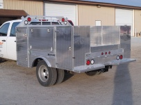 Contractor Component Truck Bodies - CP 91