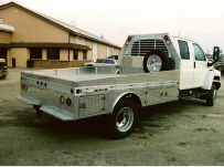 Popular Models Aluminum Truck Beds - PTB 14