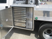 Contractor Component Truck Bodies - CP 40B