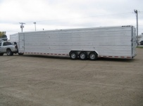 Commercial Double Deck Livestock Trailers - GNDD 27