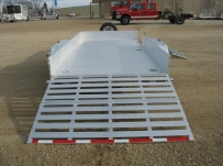 Open Utility Heavy Duty Utility Trailers - BPU 36