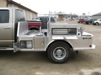 Specialized Aluminum Truck Beds - STB 74A