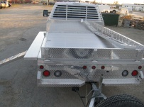 Specialized Aluminum Truck Beds - STB 130A