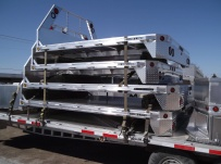 Popular Models Aluminum Truck Beds - PTB 161