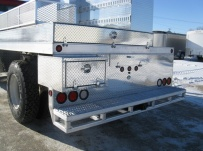 Specialized Aluminum Truck Beds - STB 73