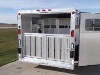 Showmaster Full Height Small Livestock Trailers - BPSM 34B