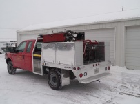 Fire and Brush Body Truck Bodies - GB 67B