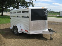 Showmaster Low Profile Small Livestock Trailers - BPLPSM 25A