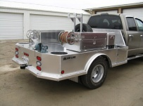 Specialized Aluminum Truck Beds - STB 74B