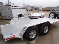 Open Utility Heavy Duty Utility Trailers - BPUC 25