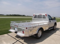 Popular Models Aluminum Truck Beds - PTB 135