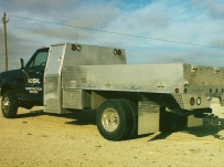 Specialized Aluminum Truck Beds - STB 37