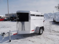 Showmaster Low Profile Small Livestock Trailers - BPLPSM 39B