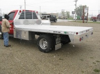 Popular Models Aluminum Truck Beds - PTB 104