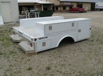 Contractor Component Truck Bodies - CP 71A