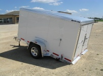 Dual Line Enclosed Cargo Trailers - DLENC 2A