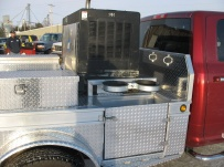Specialized Aluminum Truck Beds - STB 192A