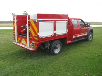 Fire and Brush Body Truck Bodies - GB 37D