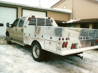 Popular Models Aluminum Truck Beds - PTB 31