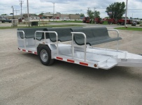 Open Utility Heavy Duty Utility Trailers - BPU 34