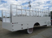 Specialized Aluminum Truck Beds - STB 126