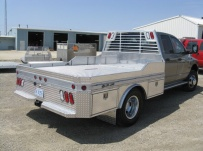 Popular Models Aluminum Truck Beds - PTB 60A