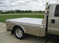 Popular Models Aluminum Truck Beds - PTB 129B